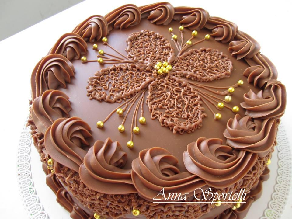 Famoso Torta moretta farcia kinder bueno | Le ricette di petalina CS19