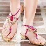 Le scarpe più alla moda dell'estate 2013, modelli e tendenze