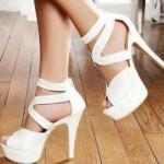 Consigli per camminare sui tacchi alti