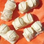 Mini duplo al cioccolato bianco.