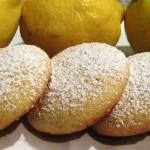 Pasticcini morbidi al limone