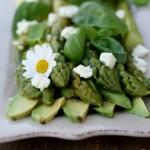 Con la dieta degli asparagi gambe snelle e pancia piatta