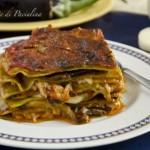 Lasagne Verdi Alle Melanzane