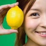 Sgonfiati con la dieta del limone