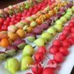 Fruttini di marzapane