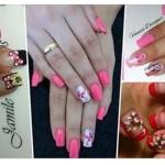 Nail art di design